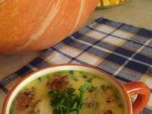 Pyszna zupa dyniowa