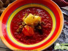 Pyszna zupa z soczewicy