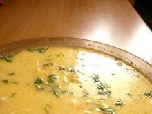 Pyszna zupka z serkami topionymi