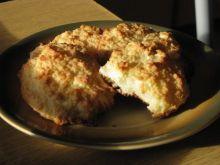 Pyszne ciasteczka kokosowe