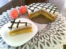 Pyszne ciasto lambada