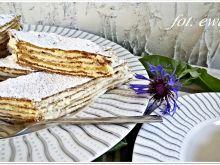 Pyszne ciasto przekladaniec