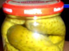 Pyszne domowe ogórki konserwowe