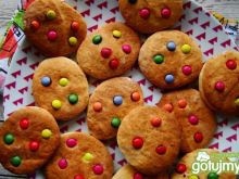 Pyszne kolorowe ciasteczka