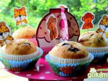 Pyszne muffinki dla dzieci