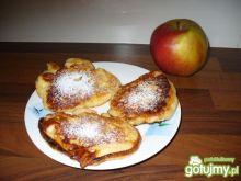 Pyszne racuchy z jabłkami