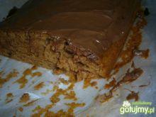 Pyszne , wilgotne ciasto bez jajek