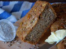 Pyszny chlebek na żytniej mące chlebowej