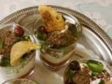 pyszny deser z nutą agrestową