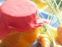 Pyszny dżem marchewkowy