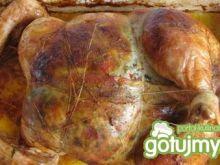 Pyszny faszerowany kurczak