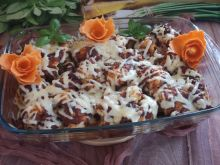 Pyszny kalafior Chili con Carne