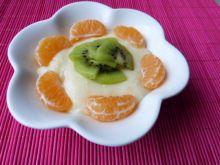 Pyszny migdałowy deser