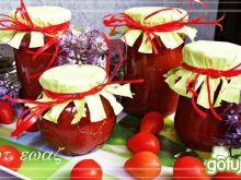 Pyszny ostry sos pomidorowy