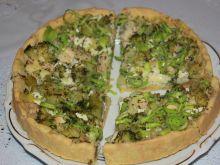 Quiche  z brokulami