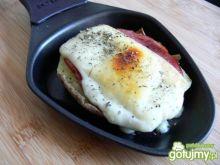 Raclette z ziemniakami i żywiecką