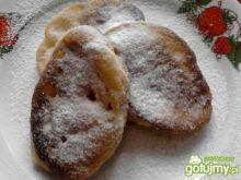 Racuchy drożdżowe z jabłkami Zub3r'a