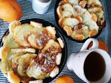 Racuchy z kwaśnymi jabłkami
