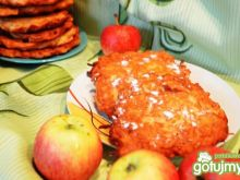 Racuszki jabłkowo-serowe