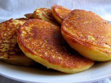 Racuszki kukurydziano-serowe