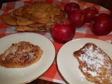 Racuszki z cynamonem i jablkami