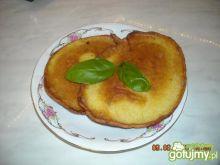 Racuszki z jabłkami i cynamonem