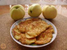 Racuszki z jabłkiem i dynią