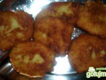 Racuszki ziemniaczane na słodko wg Dorci