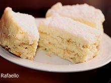 Rafaello kokosowe, ciasto bez pieczenia