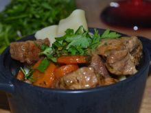 Ragout-gulasz kuchni francuskiej