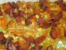 Ragout warzywne z wieprzowiną