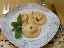 Ravioli z dynią i serem
