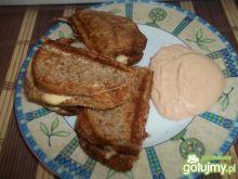 Razowe sandwicze