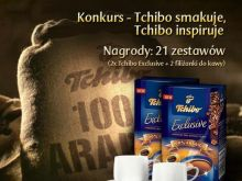 Regulamin konkursu Tchibo smakuje Tchibo inspiruje