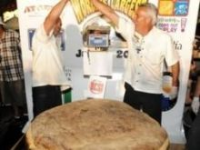 Rekordowy burger gigant