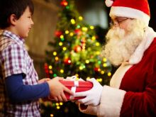 Rekordowy czekoladowy św. Mikołaj