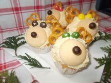 Reniferki muffinkowe