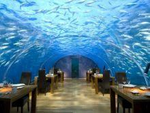 Restauracja pod wodą - galeria