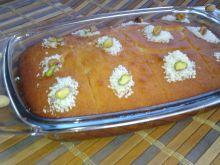 Revani - tureckie ciasto z kaszy mannej