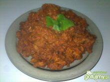 Risotto na pomidorach z kurczakiem Elfi