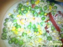 Risotto na szybko z warzywami