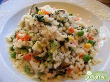 Risotto z warzywami wg agabi22