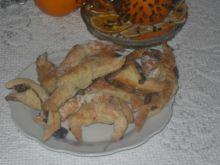 Rogaliki  z orzechami na wigiliję  - 1