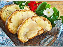 Rolada bananowo - jabłkowa