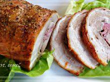 Rolada boczkowa z nutą salami