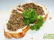 Rolada drobiowo-wieprzowa z majerankiem
