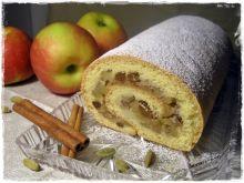 Rolada jabłkowa Zbysiowej
