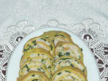Rolada jajeczna z rybą