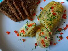 Rolada jajeczna z wody