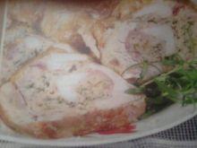 rolada z kurczaka